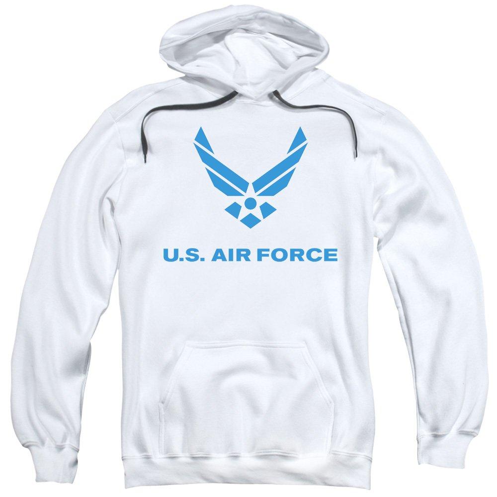 2Bhip Luftwaffe us- luftwaffe klassisch einfach sauber logo hoodie für Herren