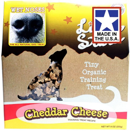 Wet Noses Little Stars - Cheddar (Wet Noses Training Treats compare prices)