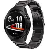 Dado Black Stainless Steel Quick Release Band WristStrap for Huawei Watch GT2e