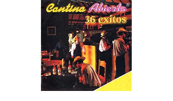 Cantina Abierta: 36 Exitos by Various artists on Amazon Music - Amazon.com