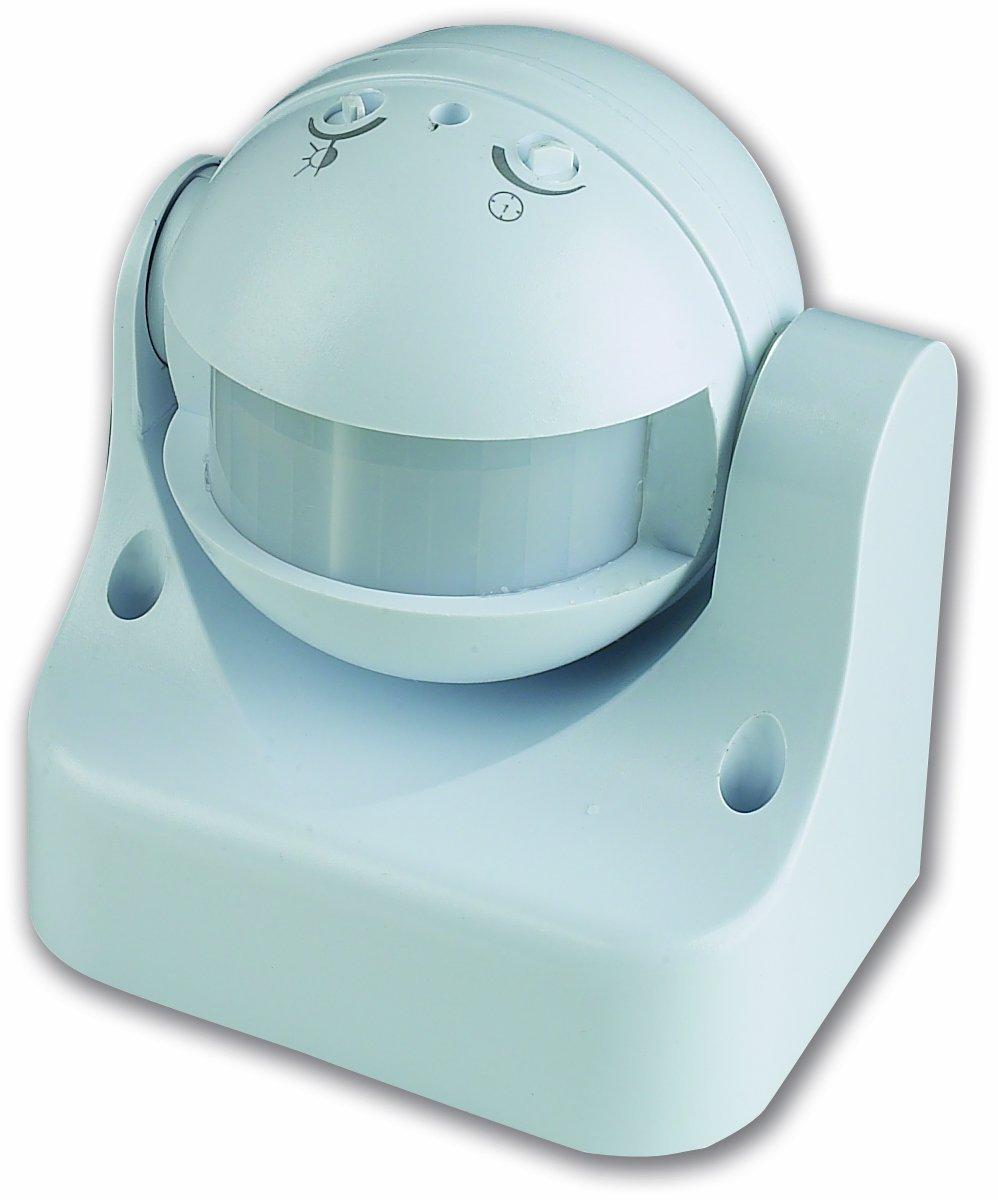 Detector de presencia sensor de movimiento, relé y minutero ...