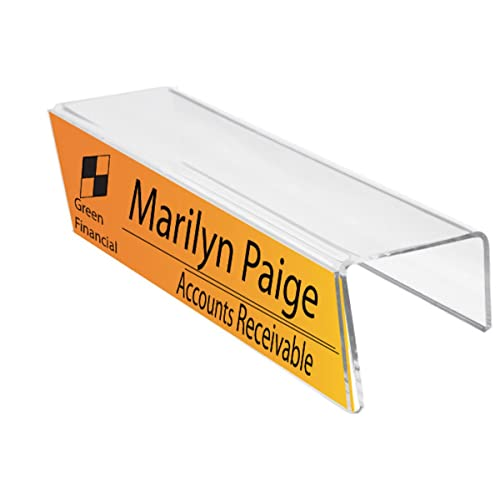 name plates for cubicles amazon com