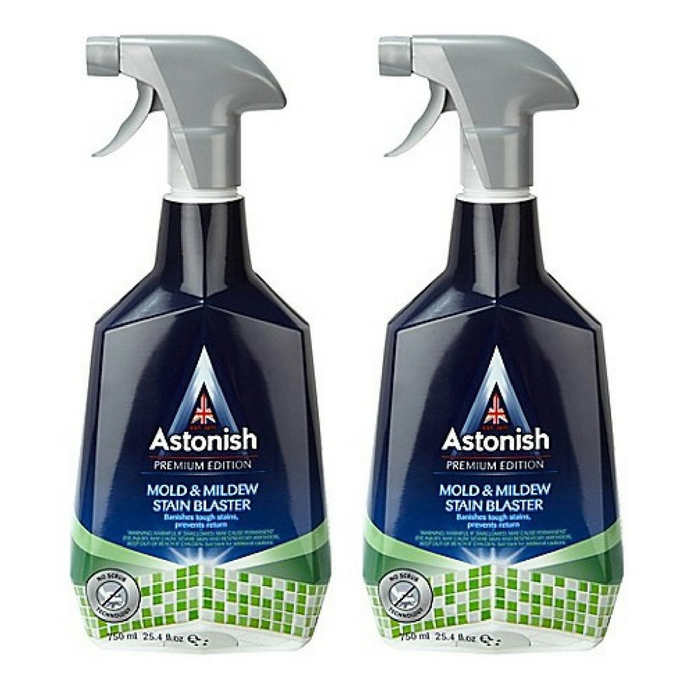 Astonish 25.4 oz. Mold and Mildew Stain Blaster Spray (2 pack) by Astonish (Image #1)