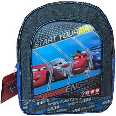 Disney Cars 11 Backpack 3D Hologram Small Toddler