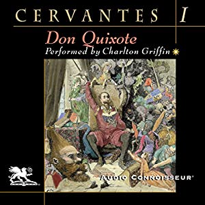 Don Quixote, Volume One Audiobook