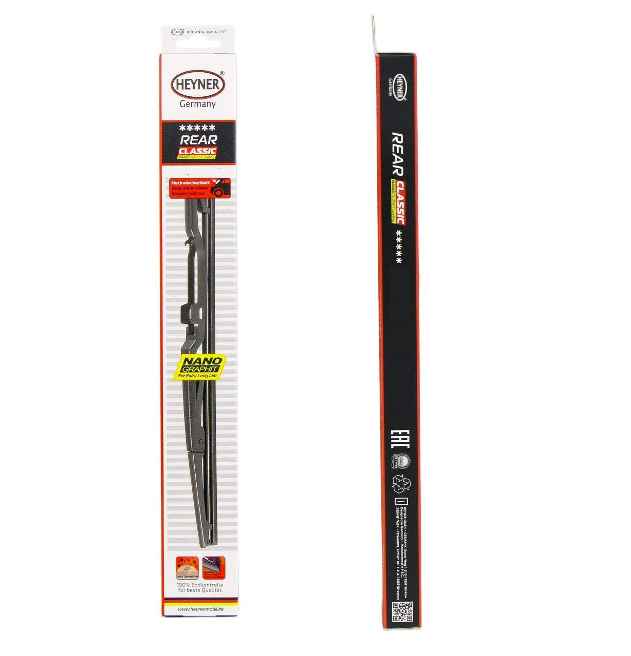 HEYNER H001630 Quality Classic Rear Wiper Blade