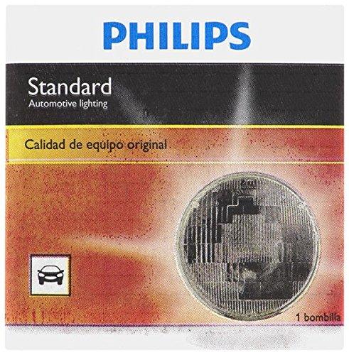 Amazon.com: Philips H5001C1 Standard Halogen Sealed Beam headlamp, 1 Pack: Automotive