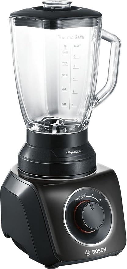Bosch MMB42G0B SilentMixx Batidora de vaso, 700 W, color negro: Bosch: Amazon.es: Hogar