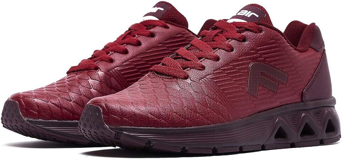 Flair Sky Run FW Men's Sport Shoes Trainers Running Outdoor/Indoor Fitness Red