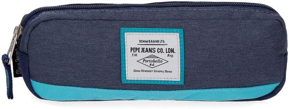 Estuche Pepe Jeans Molly azul: Amazon.es: Equipaje