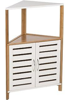 Furnline Hallway Coat Rack High Gloss, Wood, White, 91 x 60 x 14 cm ...