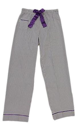 Violet Pantalon Boxercraft Seersucker Coton Pyjama femme Vivid pour 1wqz108