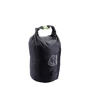 Nordisk 106015 - Compresor para saco de dormir - 18 L negro 2015