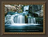 Carpentree 27.5'' x 23.5'' x 0.5'' the Lord Will Guide You Always Framed Art