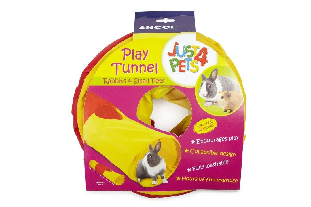 Ancol Rabbit Play Tunnel