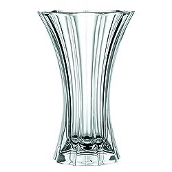 Spiegelau & Nachtmann, Vase, Kristallglas, 21 cm, 0080500-0, Saphir