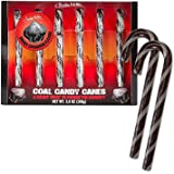 Coal Candy Canes 3.8 oz