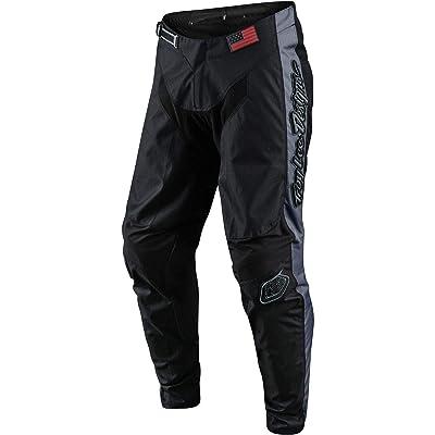 Troy Lee Designs 2020 GP Pants - Liberty LE (30) (Black/Grey): Automotive