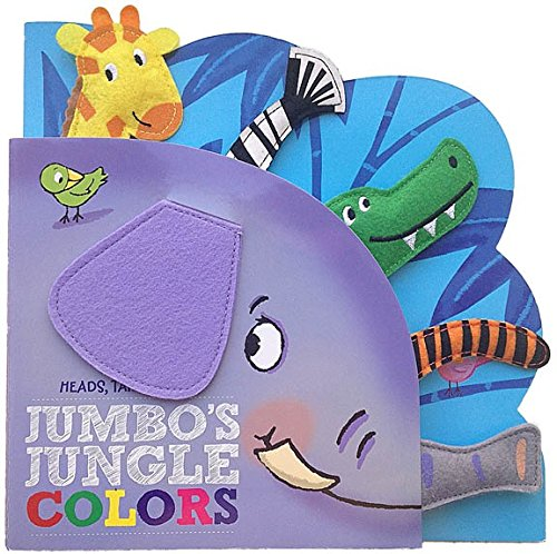 (Heads Tails Noses Jumbo's Jungle Colors)