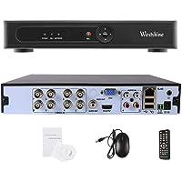 Westshine 1080P 8CH de Vigilancia Grabador de Video