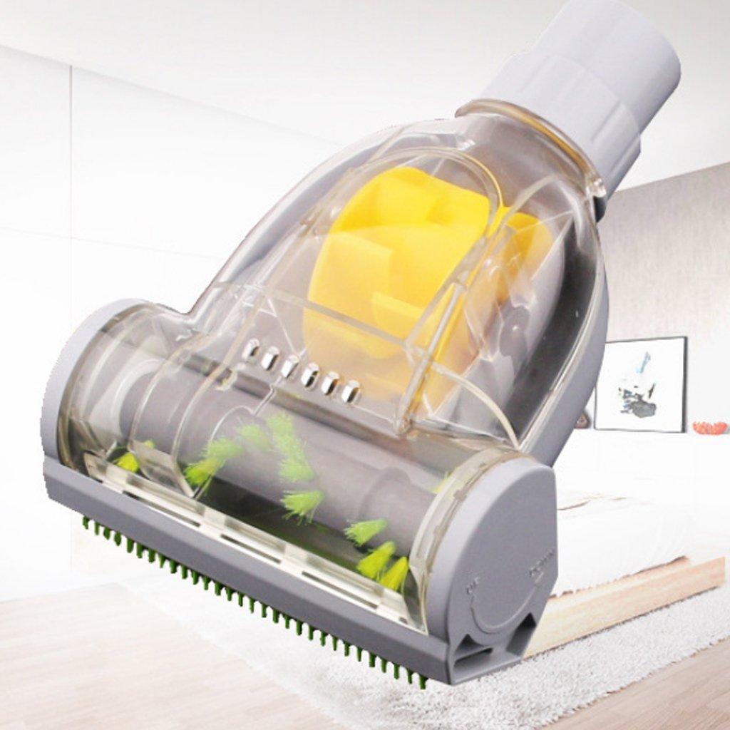 Amazon.com - Dovewill 2Pcs UNIVERSAL Vacuum Turbo Floor Brush for Pet Hair Bedding Carpet Mites Removal -
