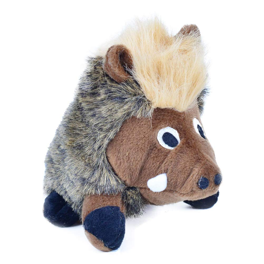Albabara Warthog Pet Toy, Squeaky Dog Toy, Stuffed Plush Puppy Dog Chew Toy for Small Medium Dogs
