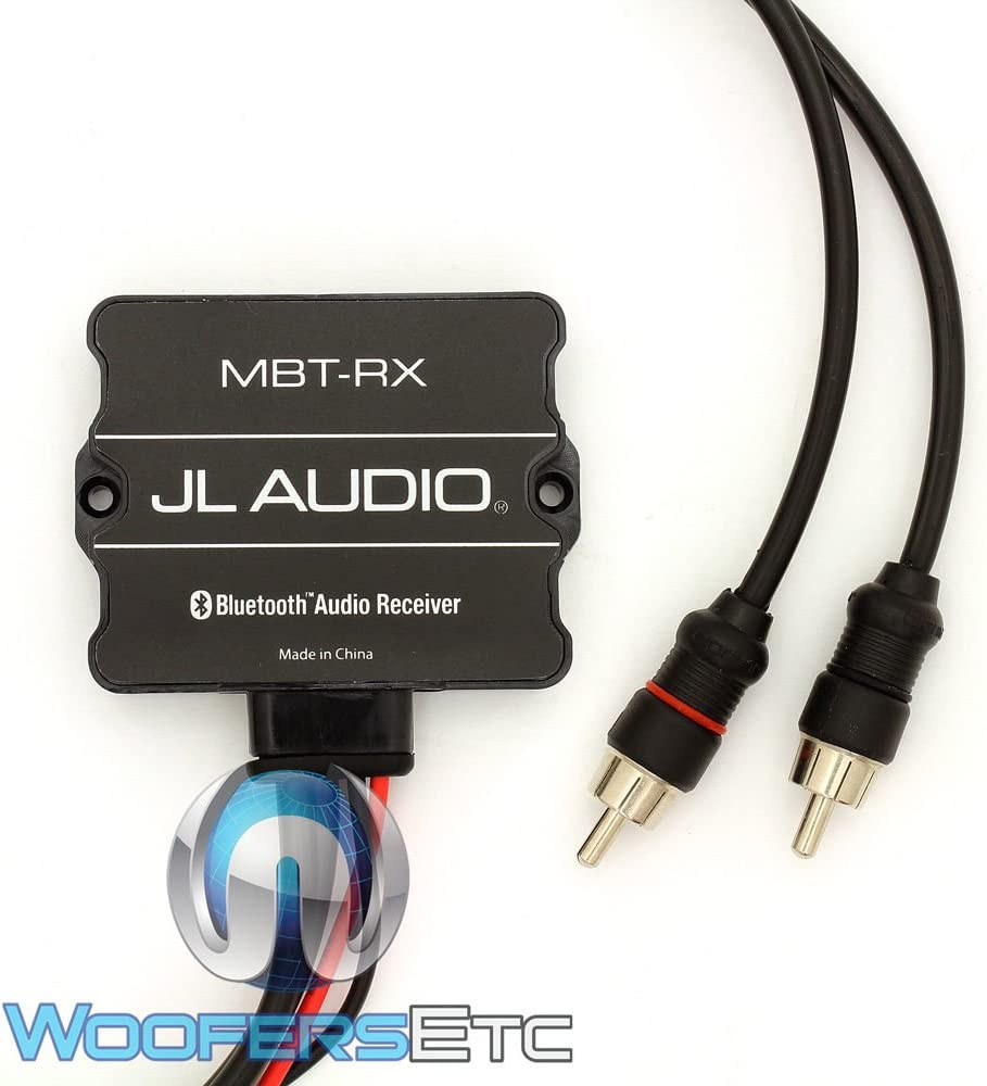 JL Audio MBT-RX Bluetooth Audio Receiver