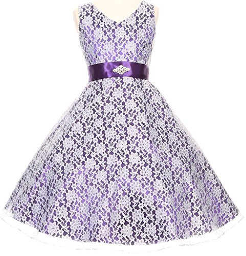 Buy junior bridesmaid bubble dresses - 3