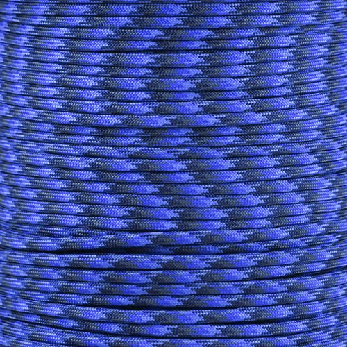 (PARACORD PLANET 50' 550lb Type III Denim)