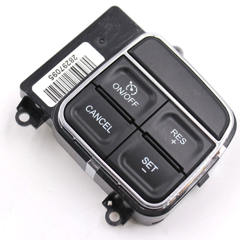 Cruise Control Switch 56046252AE Fits for 2011-2015 Dodge Chrysler Ram
