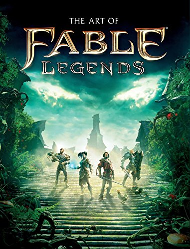 The Art of Fable Legends by Titan Books