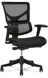 Amazon Com X Chair X2 Executive Task Chair White K Sport Mesh Furniture Decor