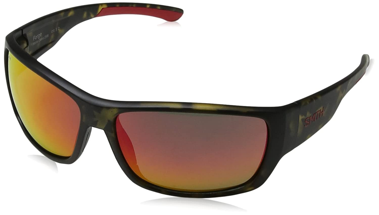 5dfa386a11 Amazon.com  Smith Forge Carbonic Polarized Sunglasses
