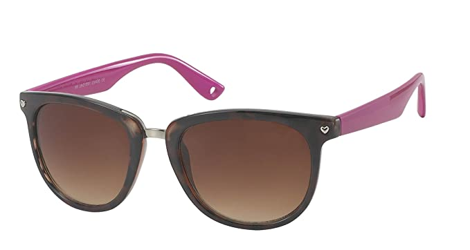 Sonnenbrille Herren Sportbrille Fahrradbrille getönt 400UV Halbkreise Metallrahm OCEQIgzd