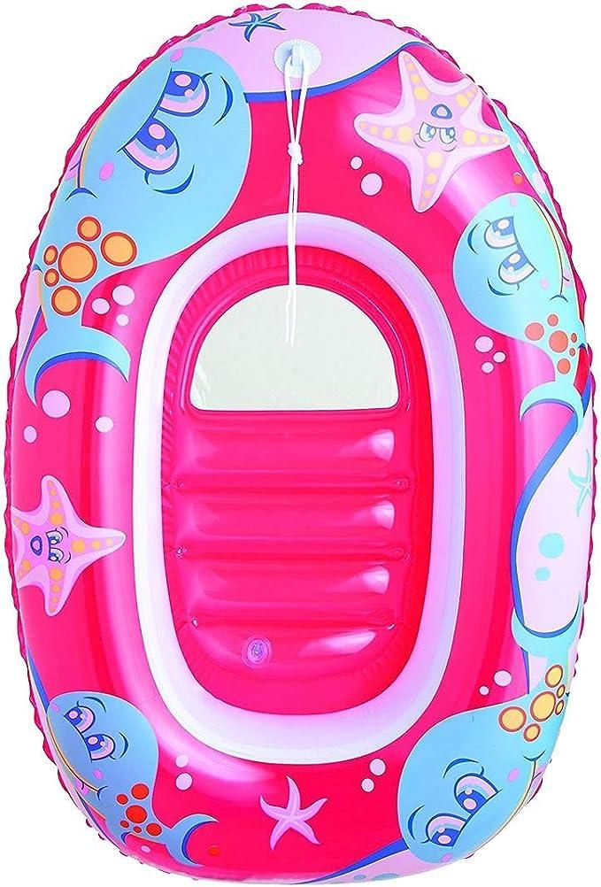 LEMON TREE SL Barca Hinchable Bote para niños y niñas Piscina ...