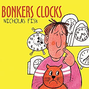 Bonkers Clocks Audiobook
