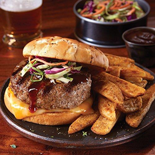 12 Beef Brisket Chuck Burgers, 6 oz each from Kansas City Steaks