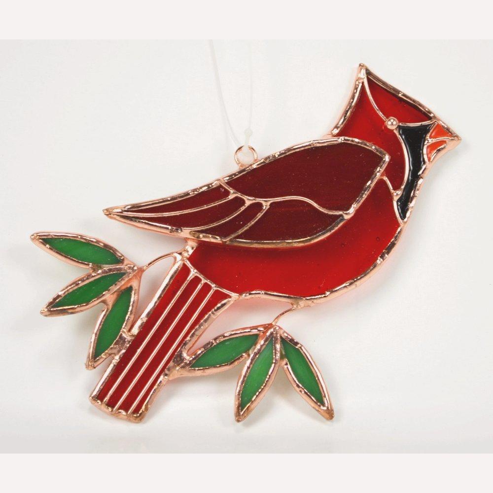 Gift Essentials Cardinal Suncatcher