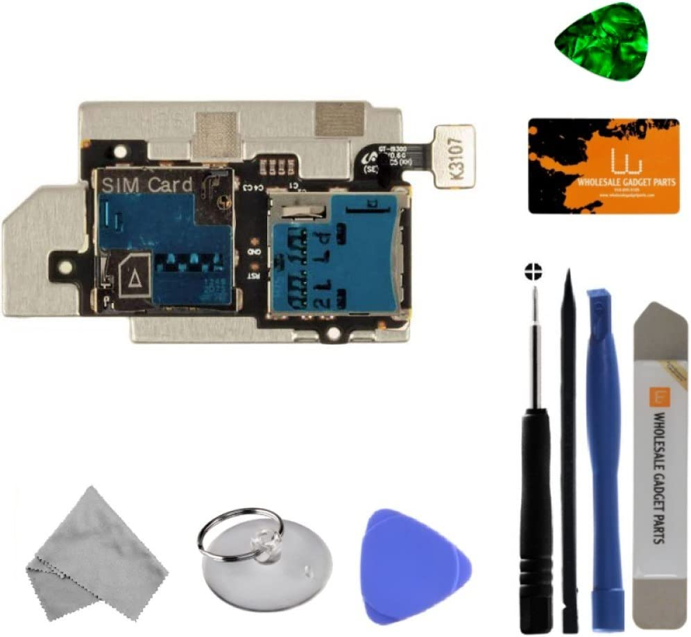 SIM Card /& SD Card Reader for Samsung i747 Galaxy S III with Tool Kit