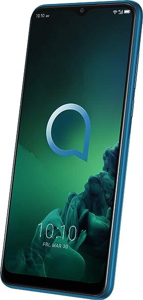 Alcatel Teléfono Móvil Smartphone 3X (2020) Verde - 6.52 Pulgadas - 64 GB ROM - 4 GB RAM - 16+8+5 MP - 8 MP - 4000 mAh - 4G (5048Y): Amazon.es: Electrónica