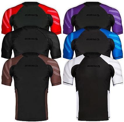 PREMIUM FIT GYM WEAR BLACK GO HARD OR GO HOME Gym T-shirt MMA TRAINING