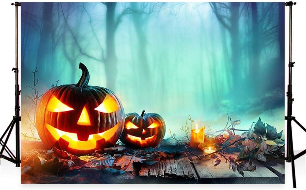 Waw 7x5fuß Halloween Background Foto Hintergrund Kamera