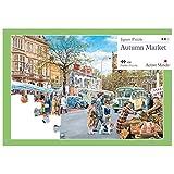 Active Minds 35 Piece Autumn Market Jigsaw Puzzle | Specialist Alzheimer's/Dementia Activities & Games