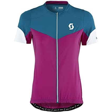 dedc5418a Amazon.com   Scott Endurance Full-Zip Jersey - Short-Sleeve ...