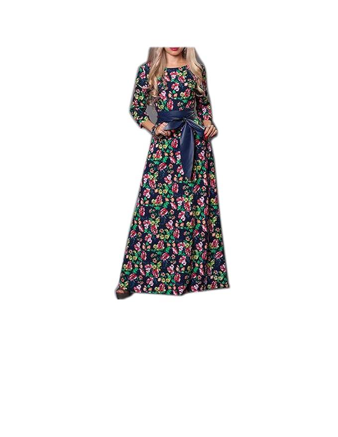 Review DiDi New Women Long Sleeve Elegant Autumn Sexy Long party Dress