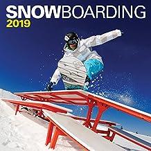 Snowboarding 2019 Wall Calendar