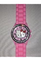 Hello Kitty Jelly Watch