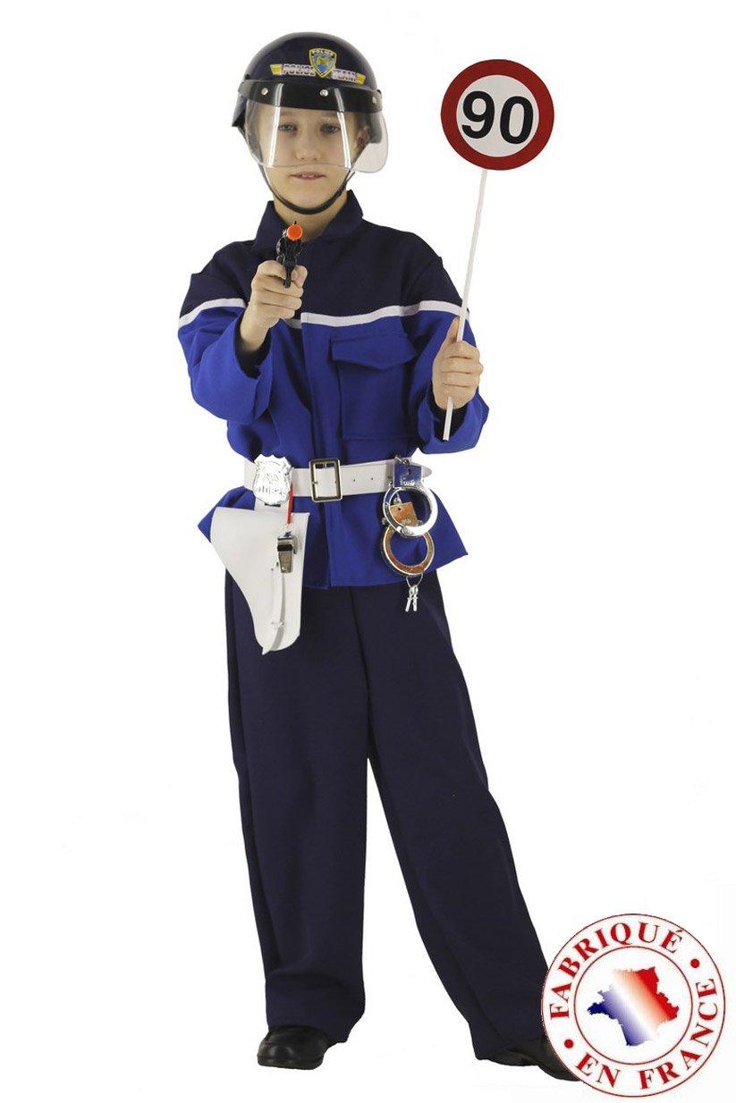 Disfraz de policia niño - 9-11 años: Amazon.es: Juguetes y juegos