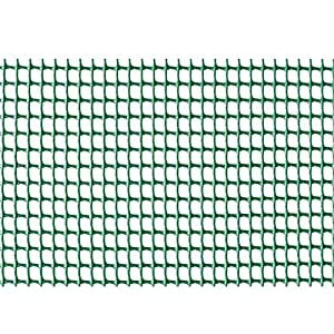 Intermas M27162 - Tela cuadrada c123 - verde 1x25 metros