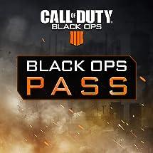 Amazon com: Call Of Duty: Black Ops 4 -Black Ops Pass- PS4 [Digital